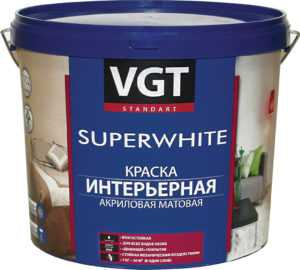 Акриловая краска VGT