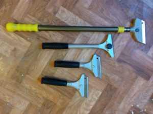 Ручной инструмент для удаления старой краски