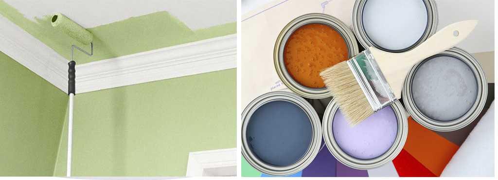 Особенности поливинилацетатной краски