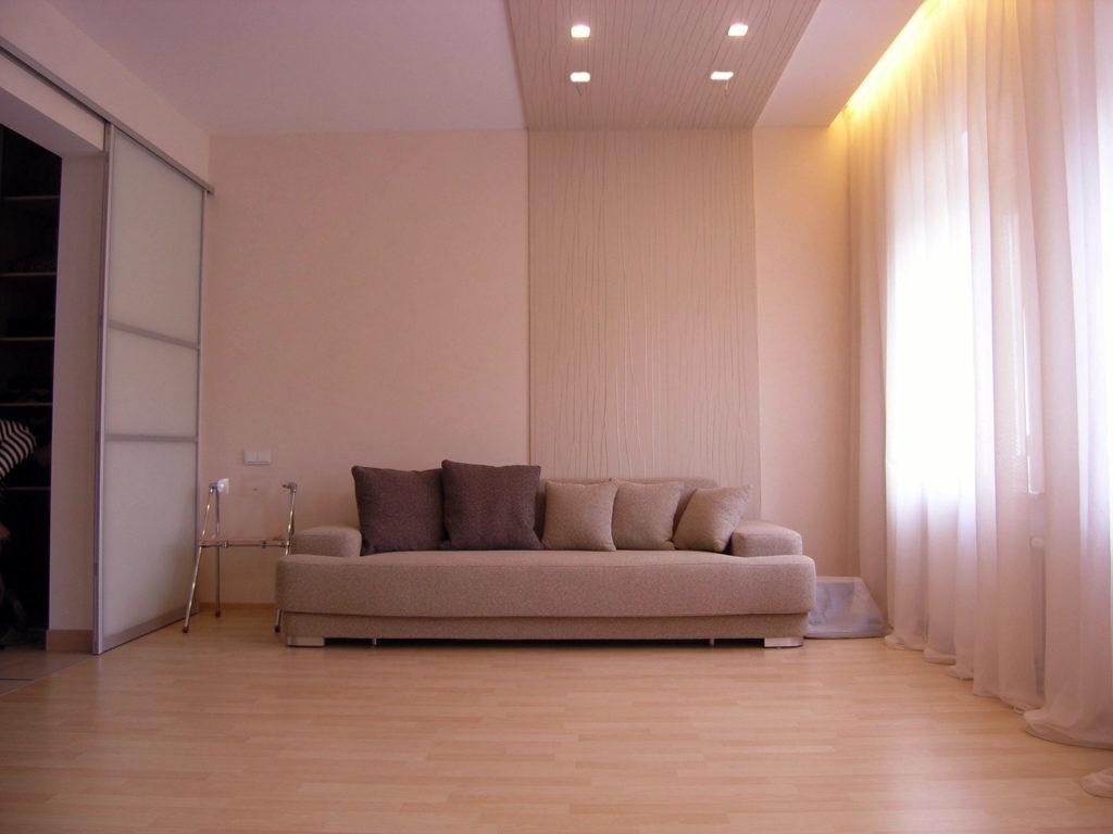 как покрасить стены в квартире