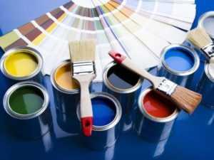 Выбор акриловой краски
