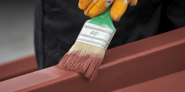Покраска металлоконструкции