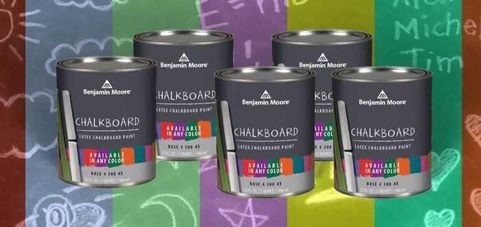 Chalkboard Pan