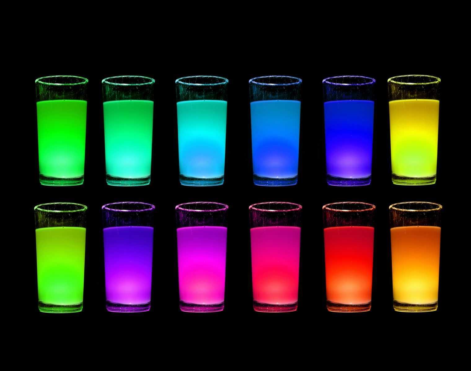 Флуоресцентная