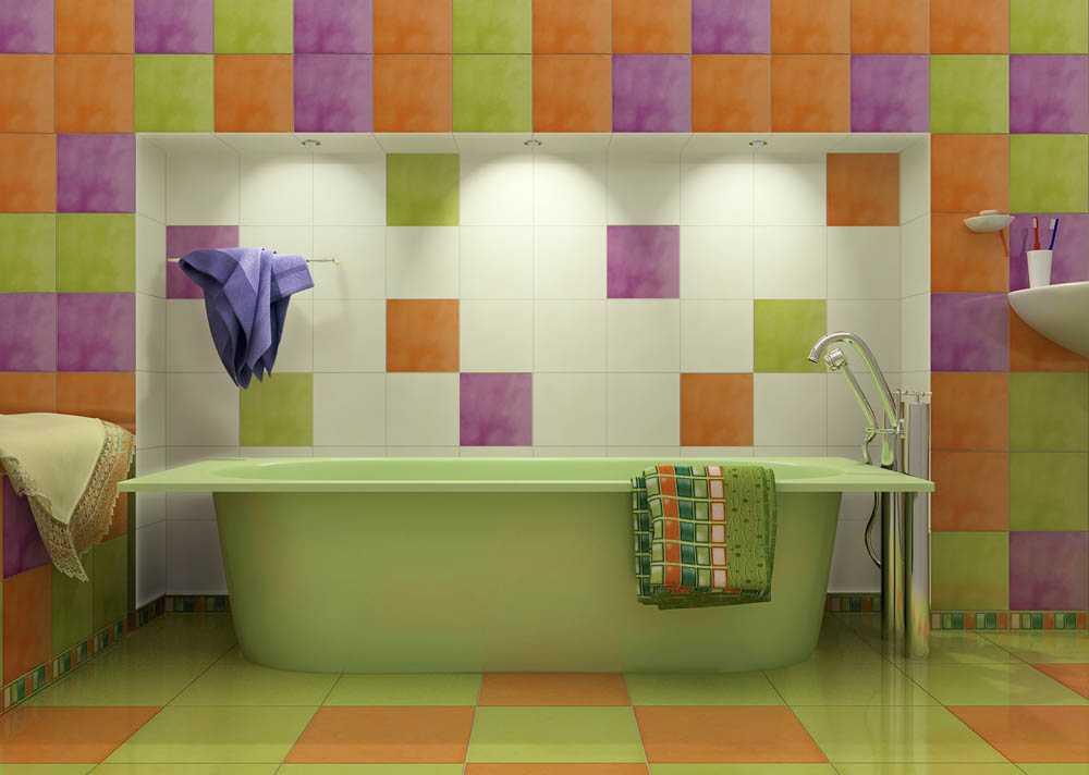 Окраска керамической плитки дизайн.