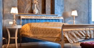 Бархатная спальня