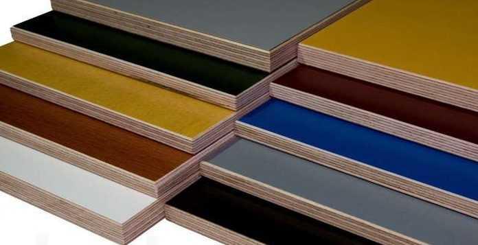 Покраска фанеры акриловой краской