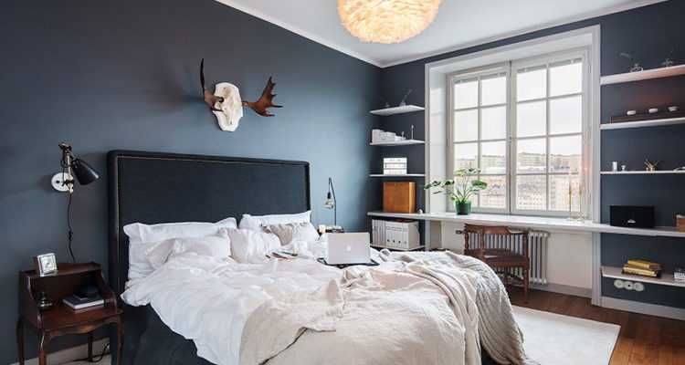 Разновидности краски для стен в квартире