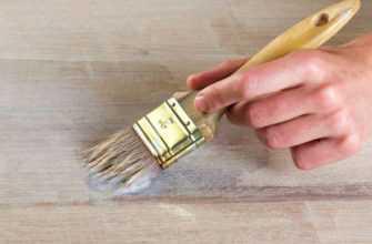 Лак для акриловой краски