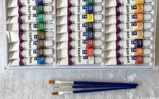картины акриловыми красками для начинающих поэтапно