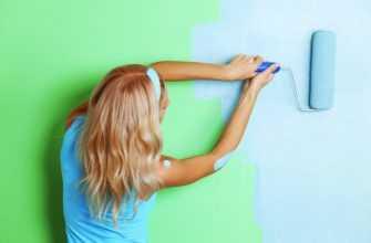В какой цвет покрасить стены в зале