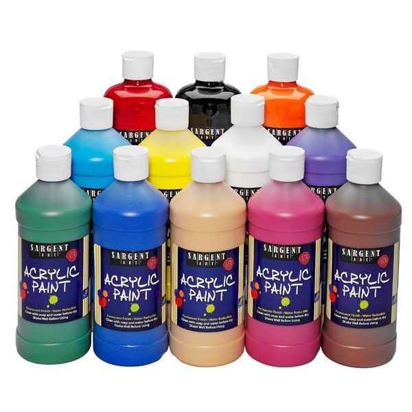 Водоэмульсионная краска