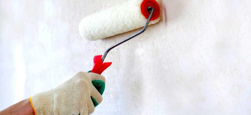 Грунтовка необходима перед покраской водоэмульсионкой