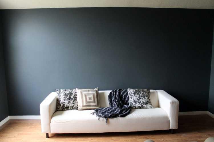 Матовая краска для стен