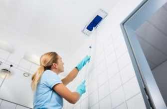 Чем помыть потолок?