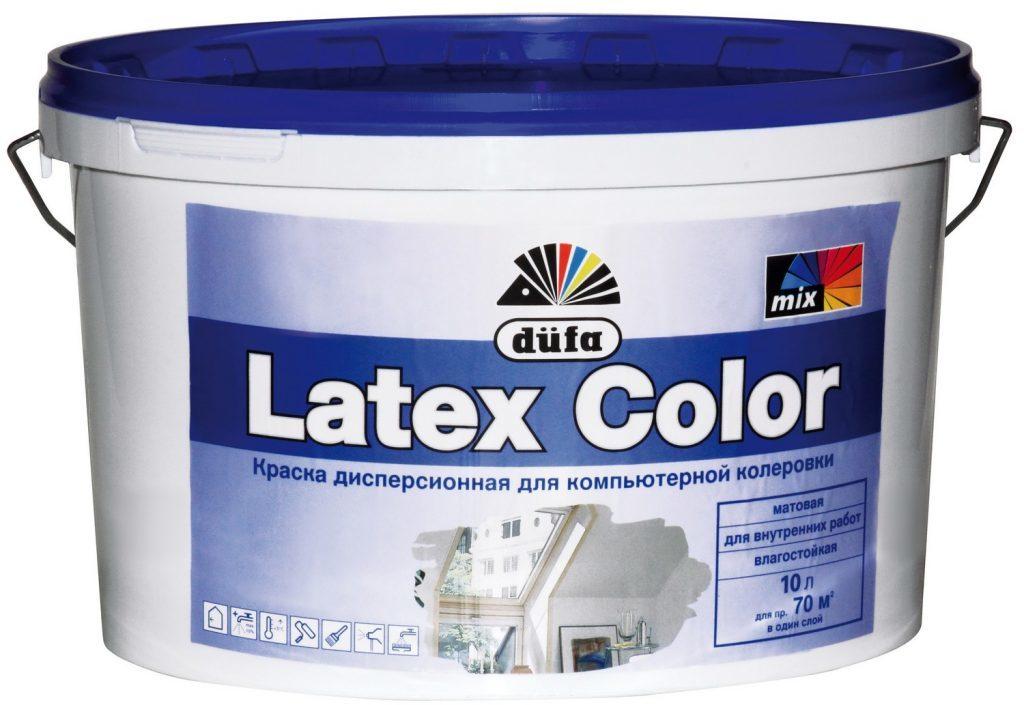 латексная или акриловая краска что лучше