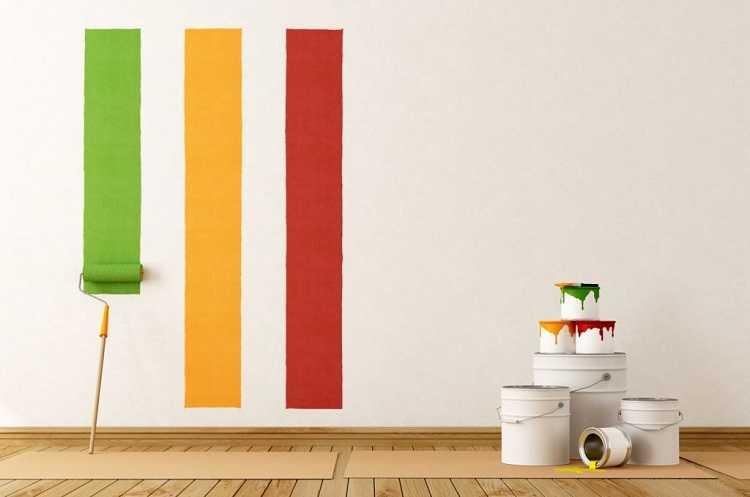 Выбор цвета для интерьера гостиной