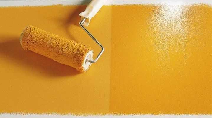 Применения матовой и глянцевой краски