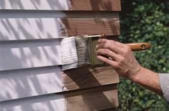 краска для наружных работ по дереву