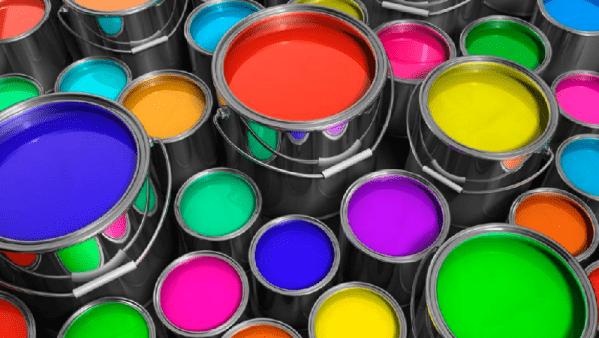 Краска для пола