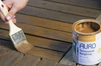 Краска для внутренних работ по дереву
