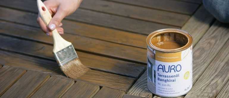 Краска по дереву для внутренних работ без запаха