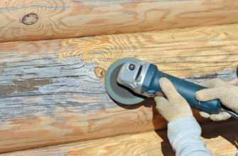 Как снять старую краску с дерева в домашних условиях