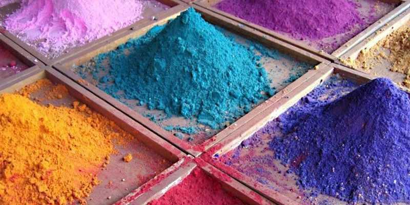 Порошковая краска металлик