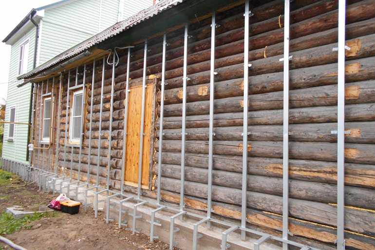 Материал стен