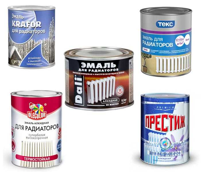 лучшие бренды алкидных красок для радиаторов
