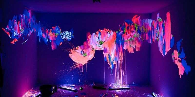 люминесцентная краска