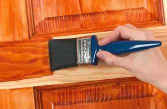 краска для дверей межкомнатных без запаха быстросохнущая