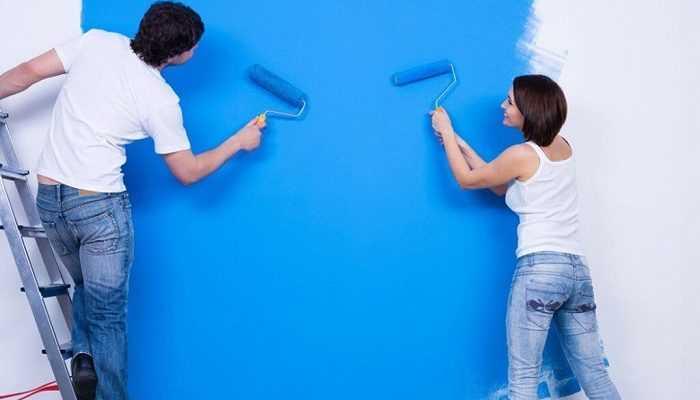 краска моющаяся для стен