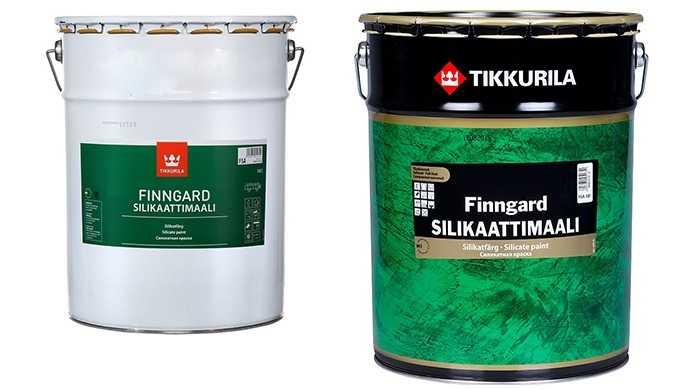 Tikkurila Finngard Silikaattimaali