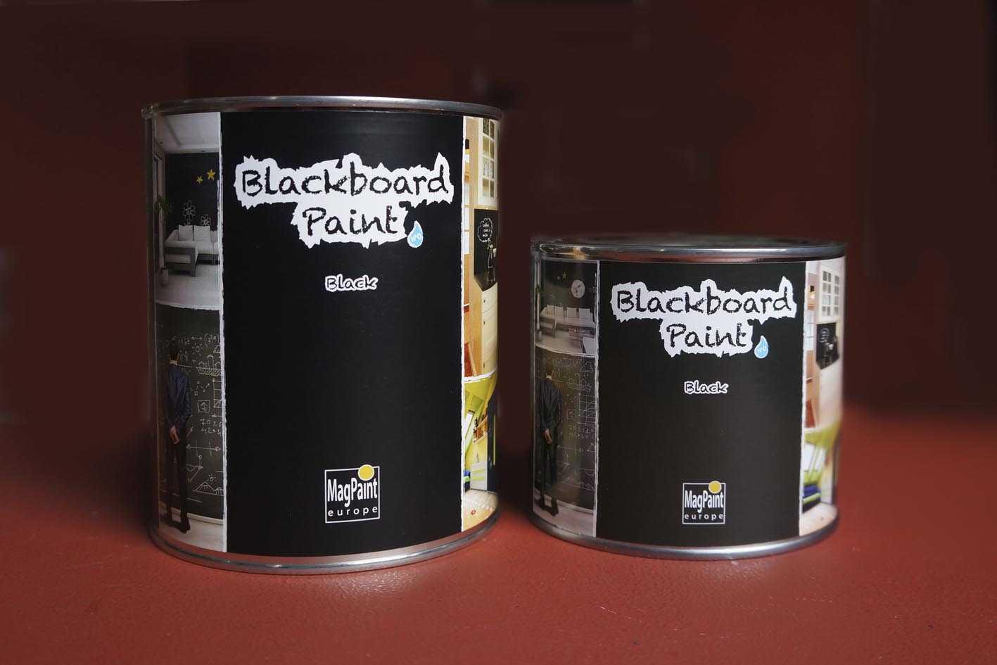 Краска меловая Blackboard