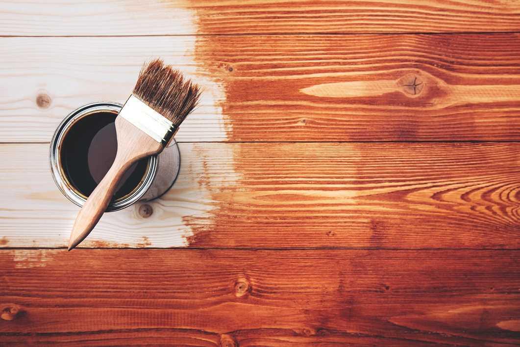 Высыхание краски