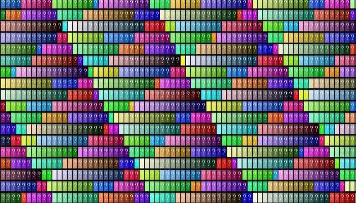 Существующие цветовые модели